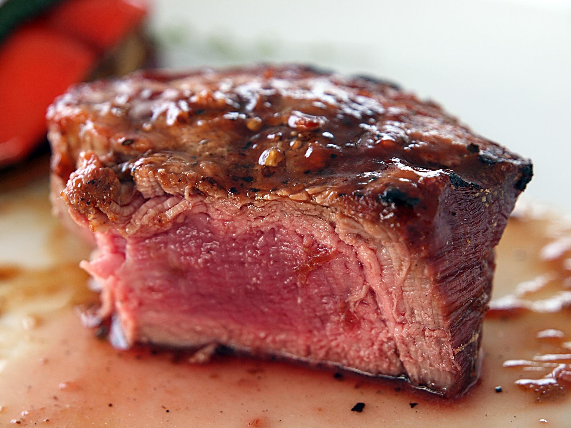 Как приготовить мясо в поезд