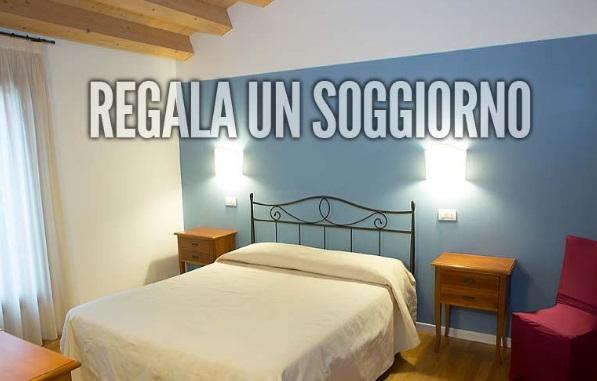 Regalo - Al Redentor Agriristorante Hotel